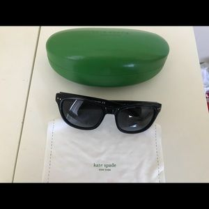 Used Kate Spade sunglasses. Great condition!